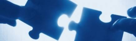 Puzzle pieces, Group training from project skills solutions